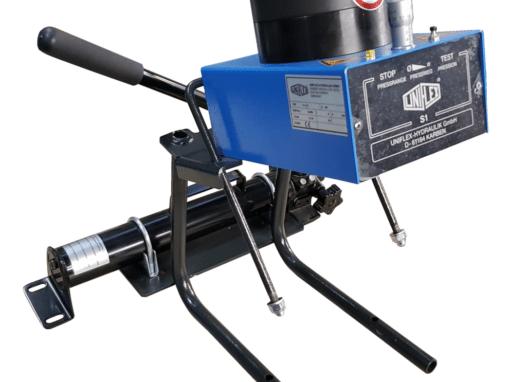 Presse à sertir S1 pour flexible hydraulique