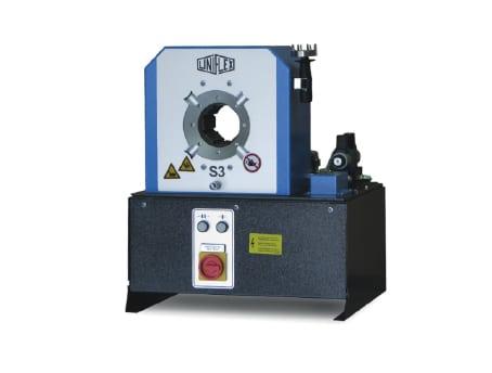 Presse sertisseuse pour flexible S 3 – 220V / 380V