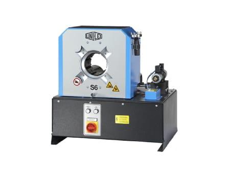 Presse S 6 – Sertisseuse de flexible hydraulique – 380V