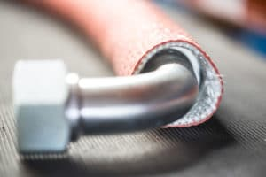 Gaine de verre siliconée, Equipements de sécurité industrielle