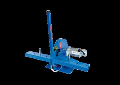 Tronçonneuse pour flexible hydraulique EM 4 12V